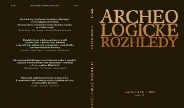 Nové číslo Archeologických rozhledů