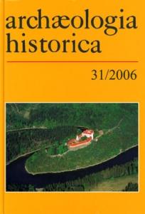Archaeologia historica 31/2006