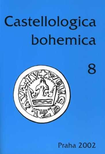 Castellologica bohemica 8