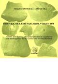 CD – Výzkum 1978. Sídelní areál kultury s keramikou lineární a vypíchanou – Hrbovice
