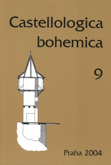Castellologica bohemica 9