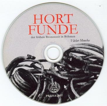 Hortfunde der frühen Bronzezeit in Böhmen – CD