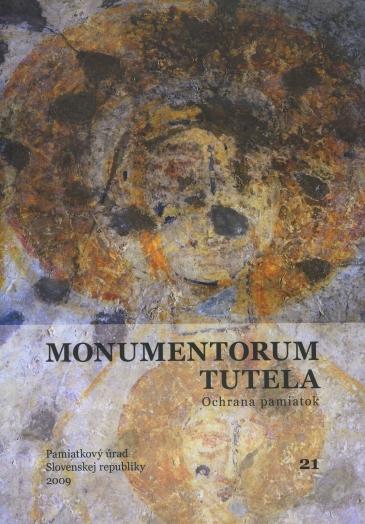 Monumentorum tutela. Ochrana pamiatok 21