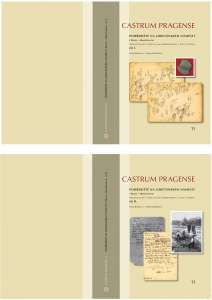 Pohřebiště na Loretánském náměstí v Praze-Hradčanech. Archeologický výzkum Ivana Borkovského a jeho výsledky. Díl I, II a plány