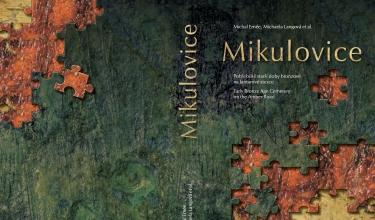nová publikace o pohřebišti v Mikulovicích