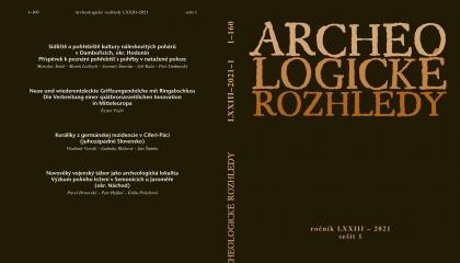 New volume of Archeologické rozhledy