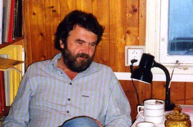 Jan Rulf na základně v Bylanech