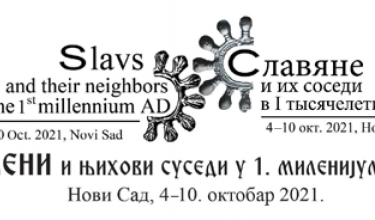 """Konference """"Slavs and their neighbors in the 1st millennium AD"""""""